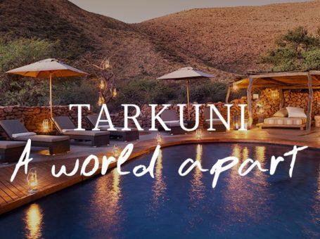 Tarkuni Tswalu Kalahari Lodge