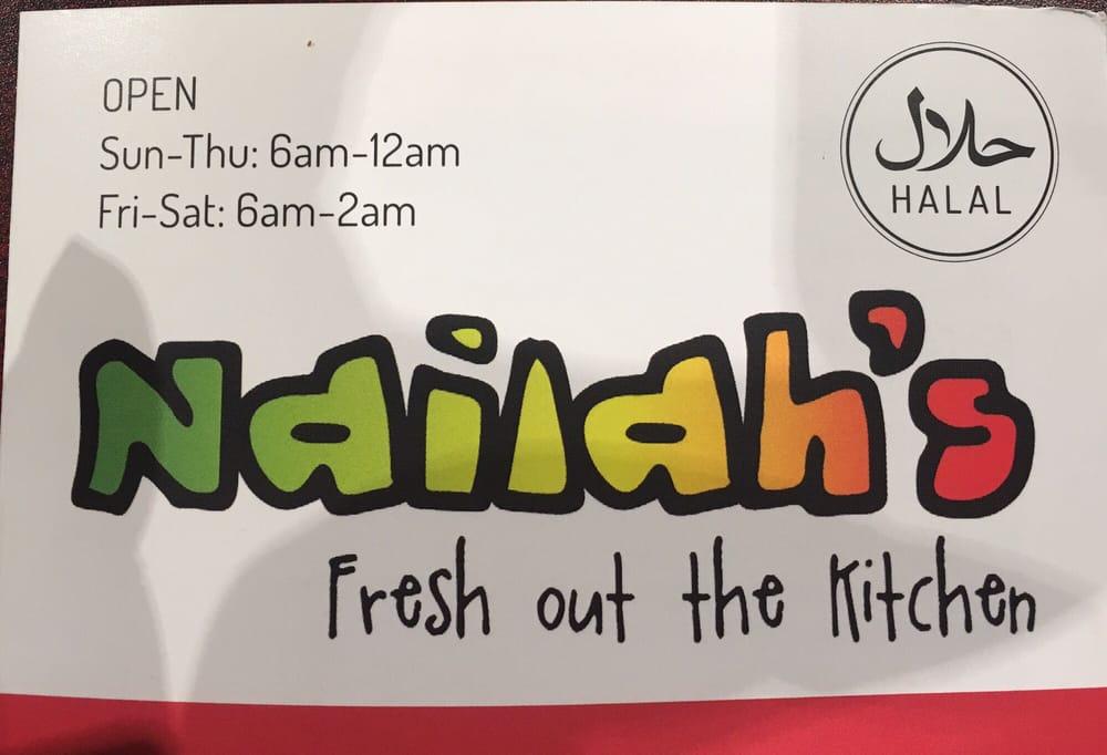 Nailah's Kitchen